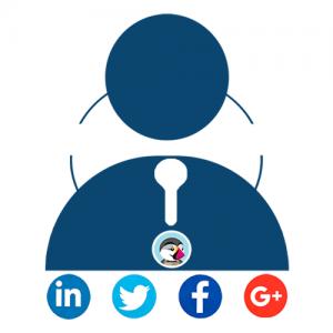 Module social network login